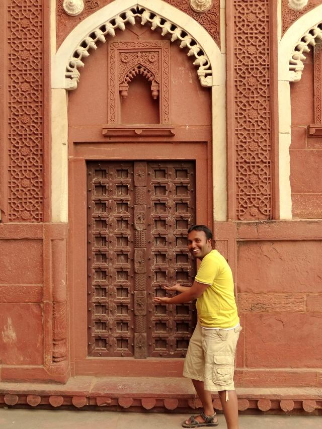 Hari's door