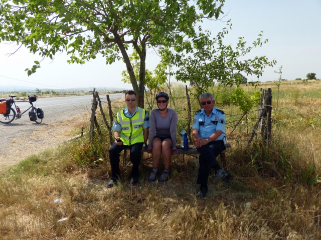 #1 police in Turkey