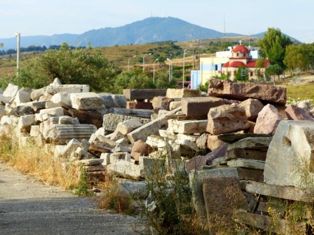 Ruins graveyard