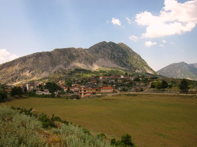 Mountain village