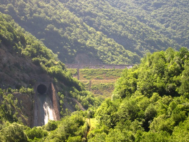 Macedonian earth dam