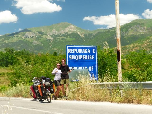 Back in Albania