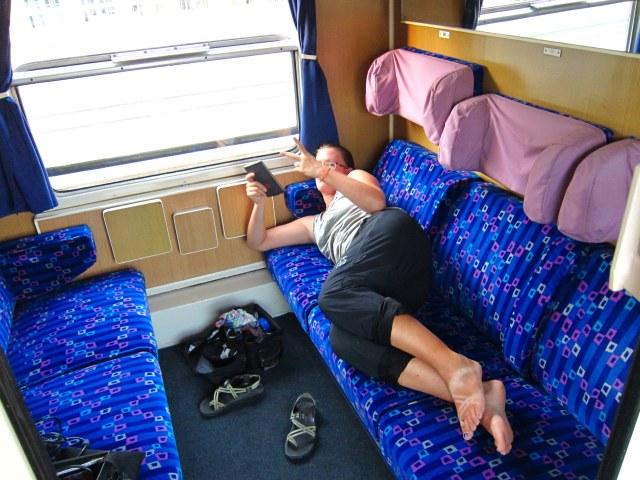 Comfy train