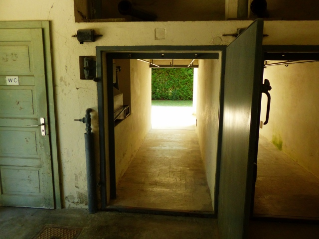 One of many gas chambers