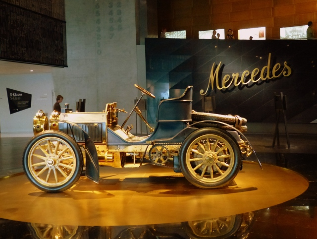 40 hp Mercedez Simplex
