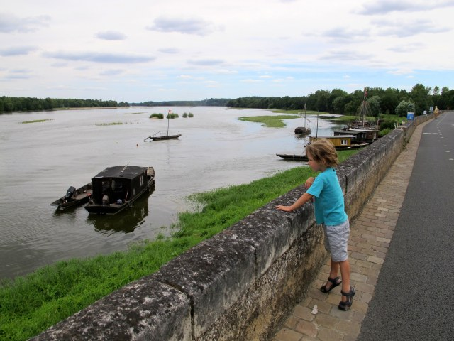 Luc on the Loire River