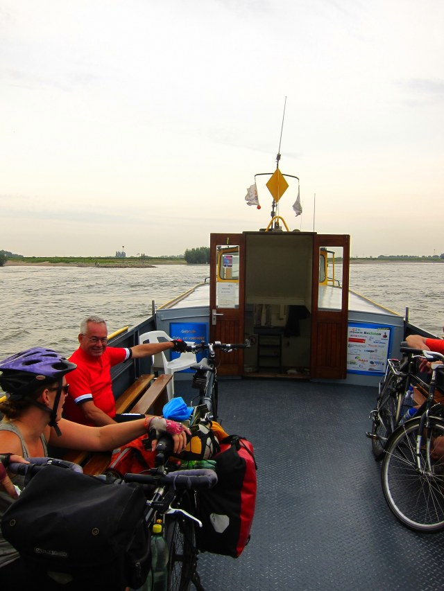 Bicycle ferry