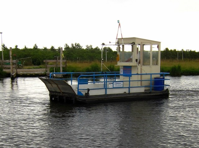 Tiny ferry
