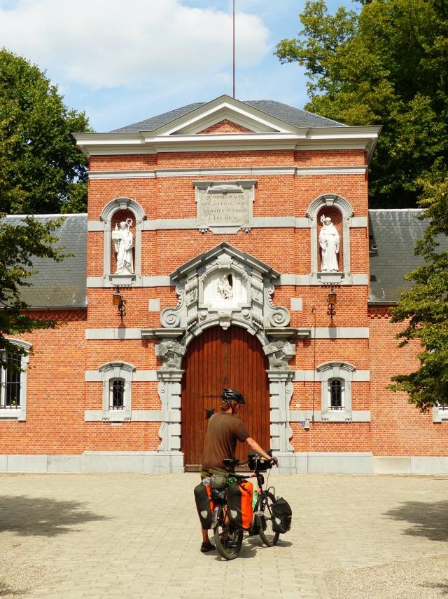 Westmalle monastery
