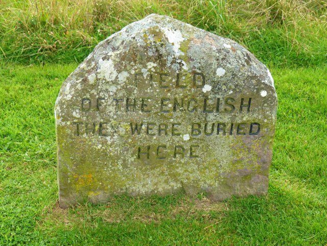 The British headstone
